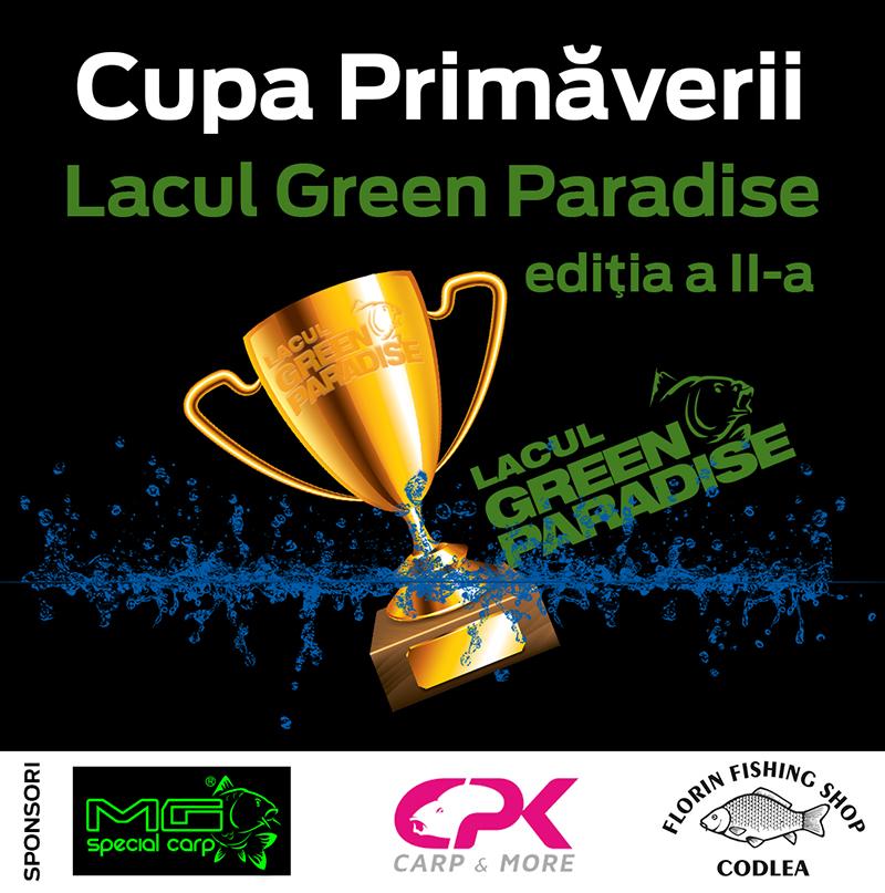 Cupa Primaverii Ed. II Lacul Green Paradise 2014